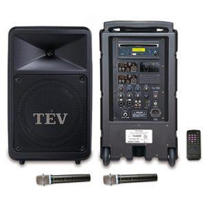 300W 無線擴音機