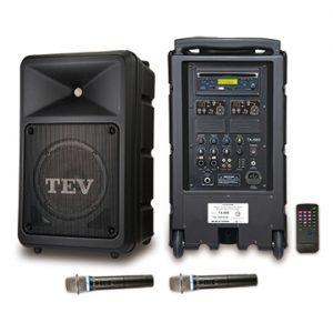 200W 無線擴音機